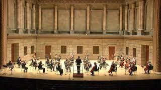 Le Tombeau de Couperin, Ravel - Eastman School Symphony Orchestra - Grant O'Brien, Conductor