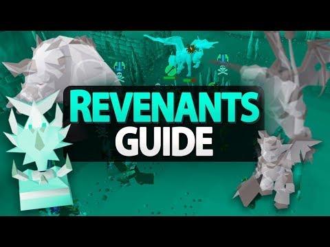 Full Revenants Guide For OSRS (Gear/Tactics/Items/Mechanics)
