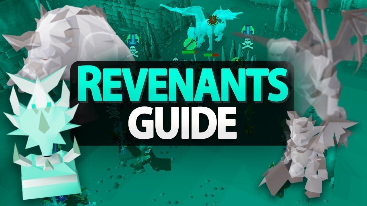 OSRS: Full Revenants Guide