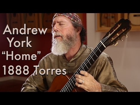 Andrew York plays Home 1888 Torres