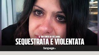 Il racconto di Besjana, sequestrata e violentata in un campo rom abusivo