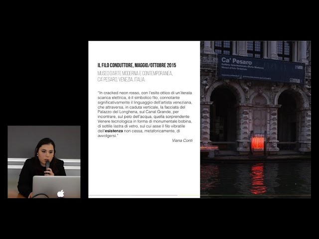Light Art e Design della Luce | FEDERICA MARANGONI