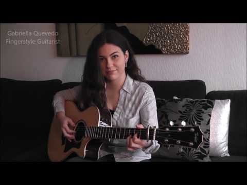 (The Cure) Friday I'm In Love - Gabriella Quevedo