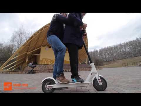 Полный Обзор Скутера Xiaomi MiJia Electric Scooter от