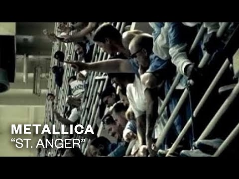Metallica  St Anger Amended
