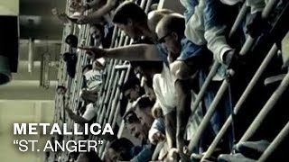Metallica - St. Anger (Official Music Video)