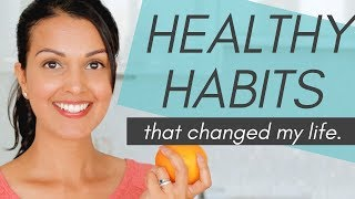 [9.81 MB] HEALTHY HABITS: 10 daily habits that changed my life (science-backed)