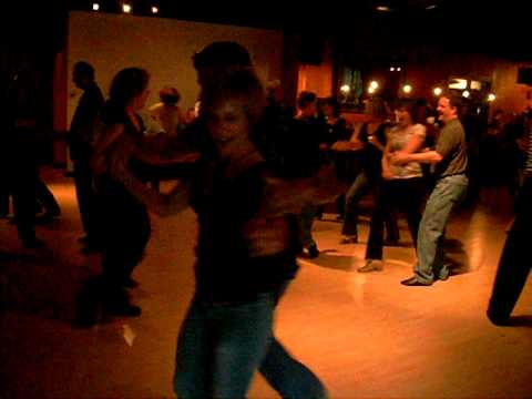 Atlanta Swing Dancers Club At Nemoes Video 1