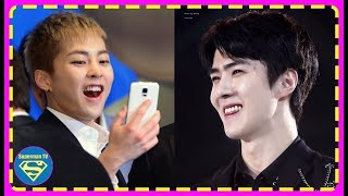 Compilation of EXO Members' Private Text Messages... You Know Their Real Personalities
