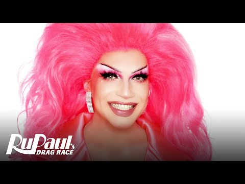 Rosé's Pink Entrance Look 💕 Ruvealing the Look | RuPaul's Drag Race S13