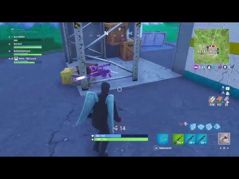 Fortnite#PS4 new boutique et bateuse légere