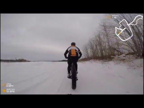 Farmer Whiting Fat Bike Race - Auburn, ME