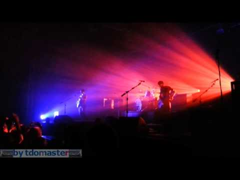 Biffy Clyro - Skylight [live] @ Huxleys Neue Welt in Berlin 25.02.2013