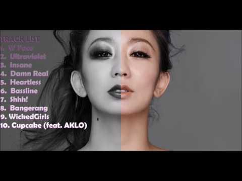 Kumi Koda - W Face - Outside (2017) [FULL ALBUM]