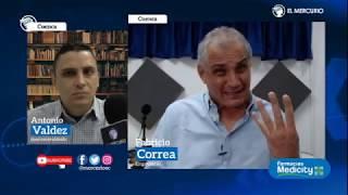 Conversamos con Fabricio Correa sobre la coyuntura nacional