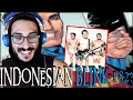 YOU'RE THE KING, YOU'RE THE QUEEN! Superman Is Dead - Saint Of My Life Reaction Indonesia