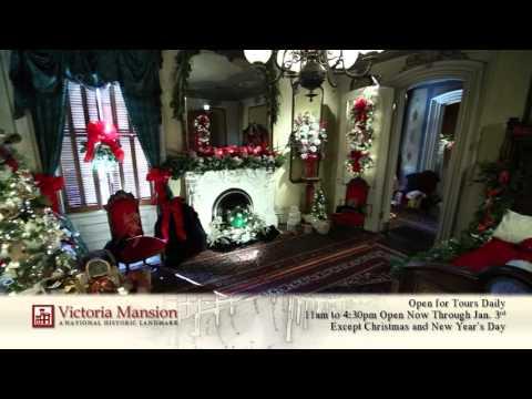 Victoria Mansion Holidays 2015