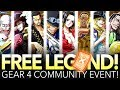 WHICH FREE LEGEND TO PICK? Gear 4 Treasure Map Campaign! (One Piece Treasure Cruise - Global)