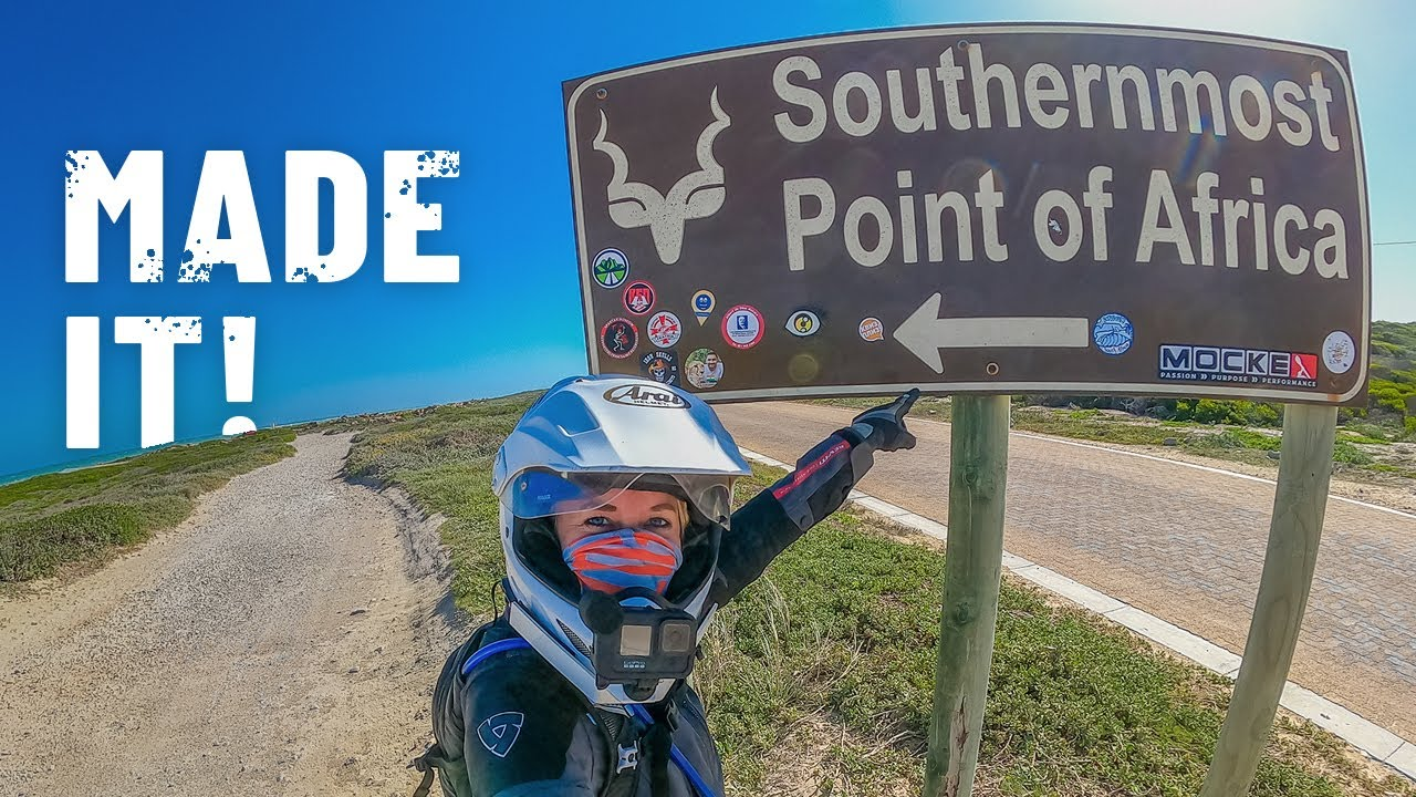A 5.000 kilometers solo journey through South-Africa! 🇿🇦 [S5 - Eps. 25]