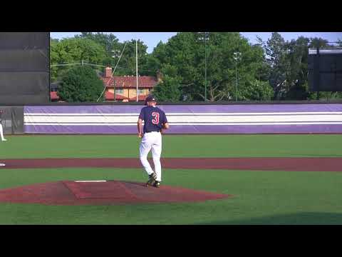 Nate Clow baseball- pitching at USA Baseball 17U NTDP, Chicago