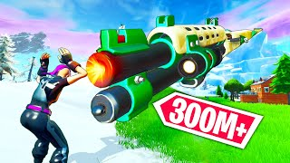 CRAZY 300m+ SHOTGUN KILL!!! - Fortnite Funny WTF Fails and Daily Best Moments Ep. 1361