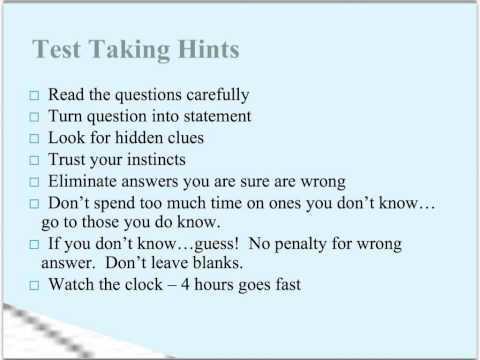 essay test taking hints Test taking tips for essay questions written by: these essay test taking tips will help you improve your score slide 1 of 4 1 read carefully and take notes.