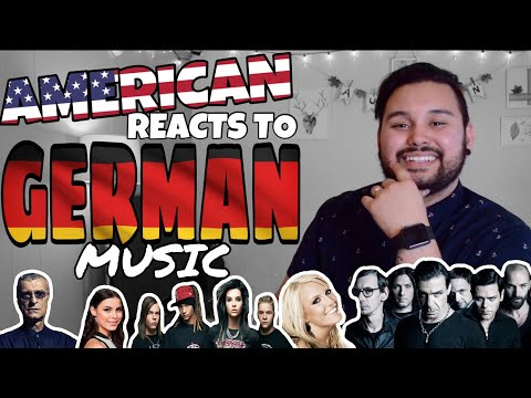 American REACTS // German Music Mp3