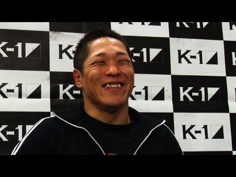 Haruaki Otsuki - Training & Interview - May.2 MAX -63kg