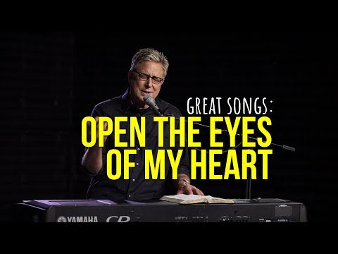 What Makes a Great Song: Open the Eyes of My Heart | Songwriting Workshop