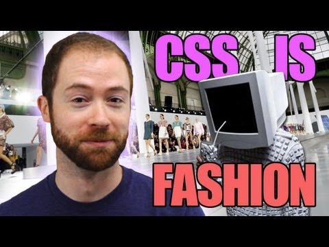 Is CSS and Website Design a Fashion Statement? | Idea Channel | PBS Digital Studios