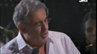 """Plácido Domingo, Armando Manzanero """"Adoro"""""""