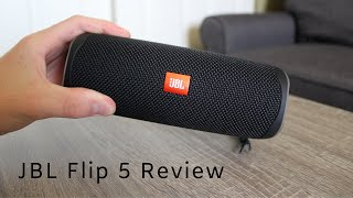JBL Flip 5 Review - The Good And The Bad