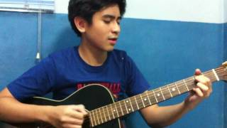True - Ryan Cabrera (cover by CJ Navato)