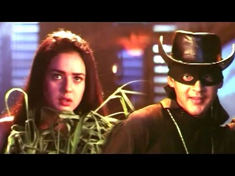 Raja Kumarudu Movie    Mahesh Babu & Preity Zinta Love Scene    Mahesh Babu,Preity Zinta