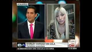 Shirley Varnagy en Cala habla de su renuncia en Globovision (Completo)  / Video @Noti_Momento