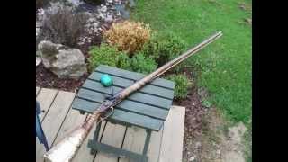 building a kentucky flintlock rifle from a kit