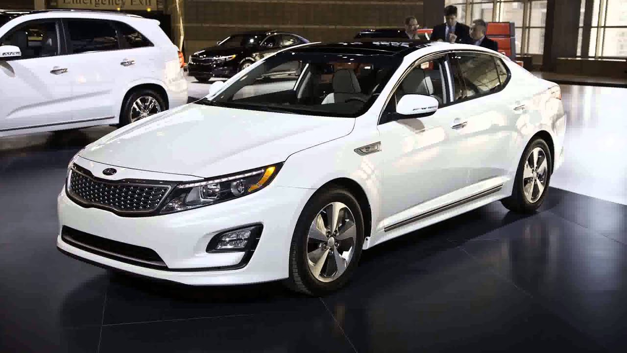 2016 Kia Optima Sx Turbo >> 2015 kia k5 500h - YouTube