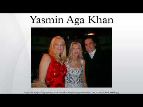 Yasmin Aga Khan