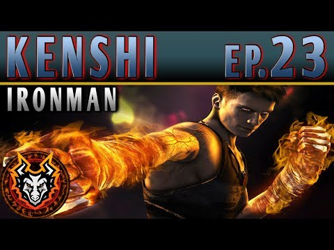 Kenshi Ironman PC Sandbox RPG - EP23 - THE GREATEST MARTIAL