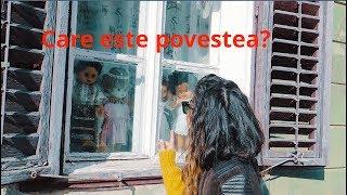 FEREASTRA CU PĂPUȘI din Sibiu (care este povestea?)
