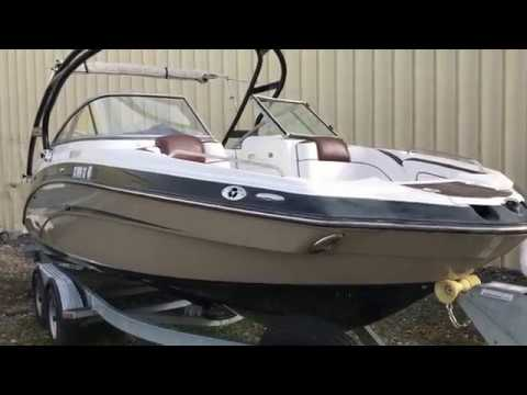 2013 Yamaha Boats 242 Limited S Boat For Sale at MarineMax Columbia