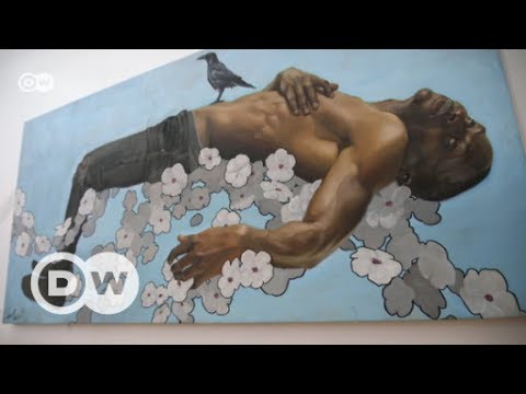 Proudly South African: Artist Loyiso Mkize | DW English