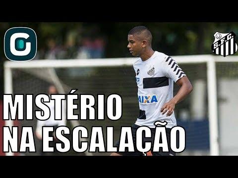 Estudiantes X Santos | Sem Gabigol, Time Indefinido- Gazeta Esportiva (04/04/18)