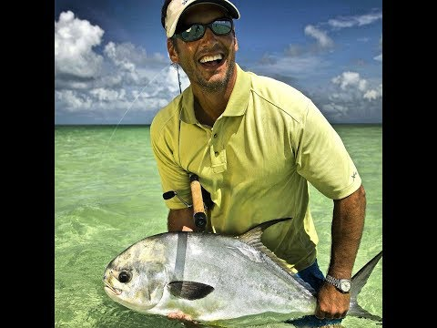 Action filled Tampa Bay Fishing for Tarpon and Permit in St. Pete Beach, Florida