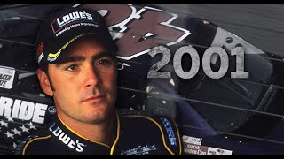 Watch Jimmie Johnson's face morph through the years   NASCAR   4.8 Jimmie Johnson Day