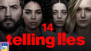 Telling Lies: iOS / Steam Gameplay Part 14 (by Sam Barlow / Annapurna Interactive)
