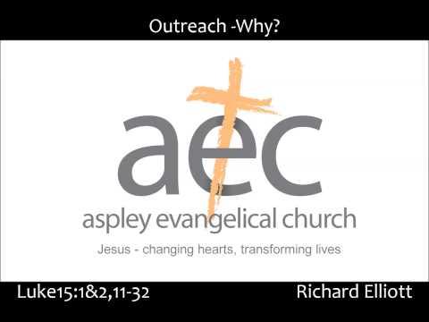 Outreach, why?