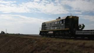 ソユーズのロールアウト 機関車の帰還 20160704