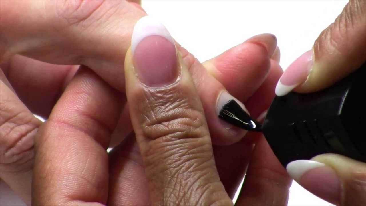 Matted Manicure for Men - YouTube