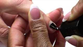 Matted Manicure for Men